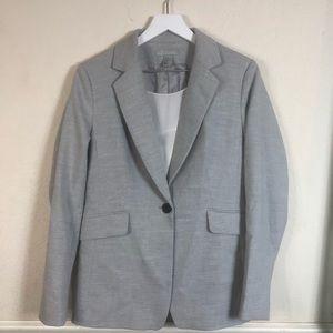 H&M Gray Blazer Size 14